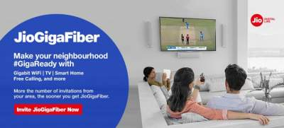Jio Fiber Price In India