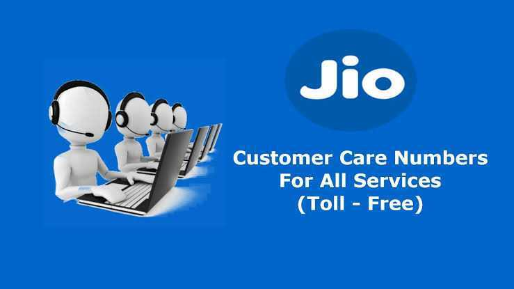 Jio Customer Care