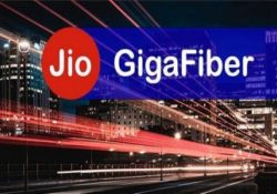 Reliance Jio Gigafiber city