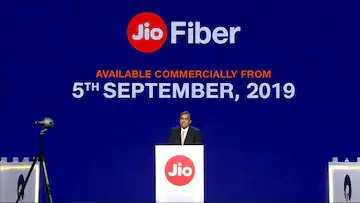 Jio Fibre registration
