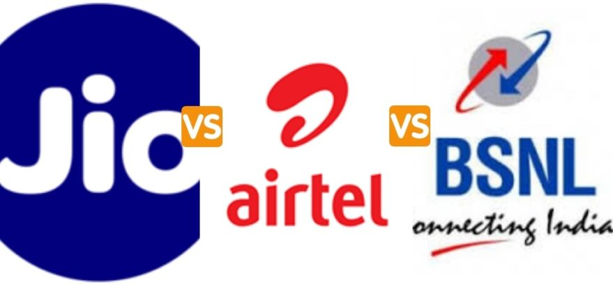 Reliance JioFiber vs Airtel vs ACT Fibernet : broadband speed, data plans and price comparison