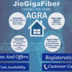 Jio GigaFiber in Agra-Online Booking, Offers, Plans, Registration and Contact Details